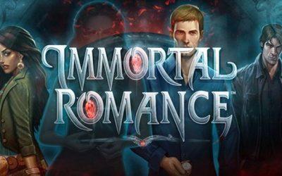 Feel the Unlimited Fun of Immortal Romance Pokie Machine