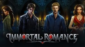 Immortal Romance Pokie Machine
