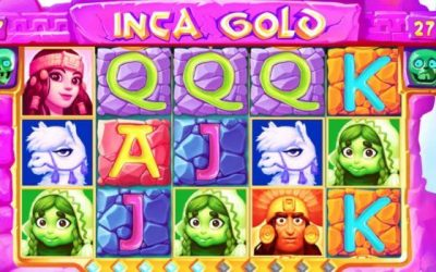 Inca Gold – Win Exciting Prizes with Inca Gold Slot Machine