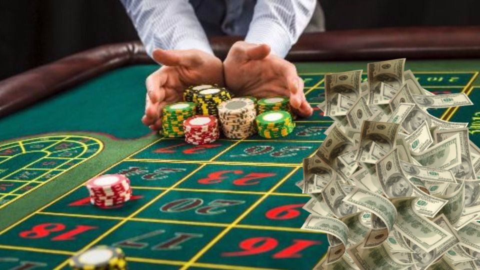 How to build a online casino