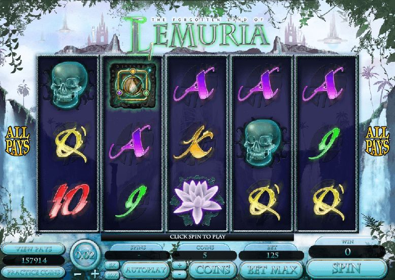 Visit the Land of Forgotten Land of Lemuria and Win Rewards